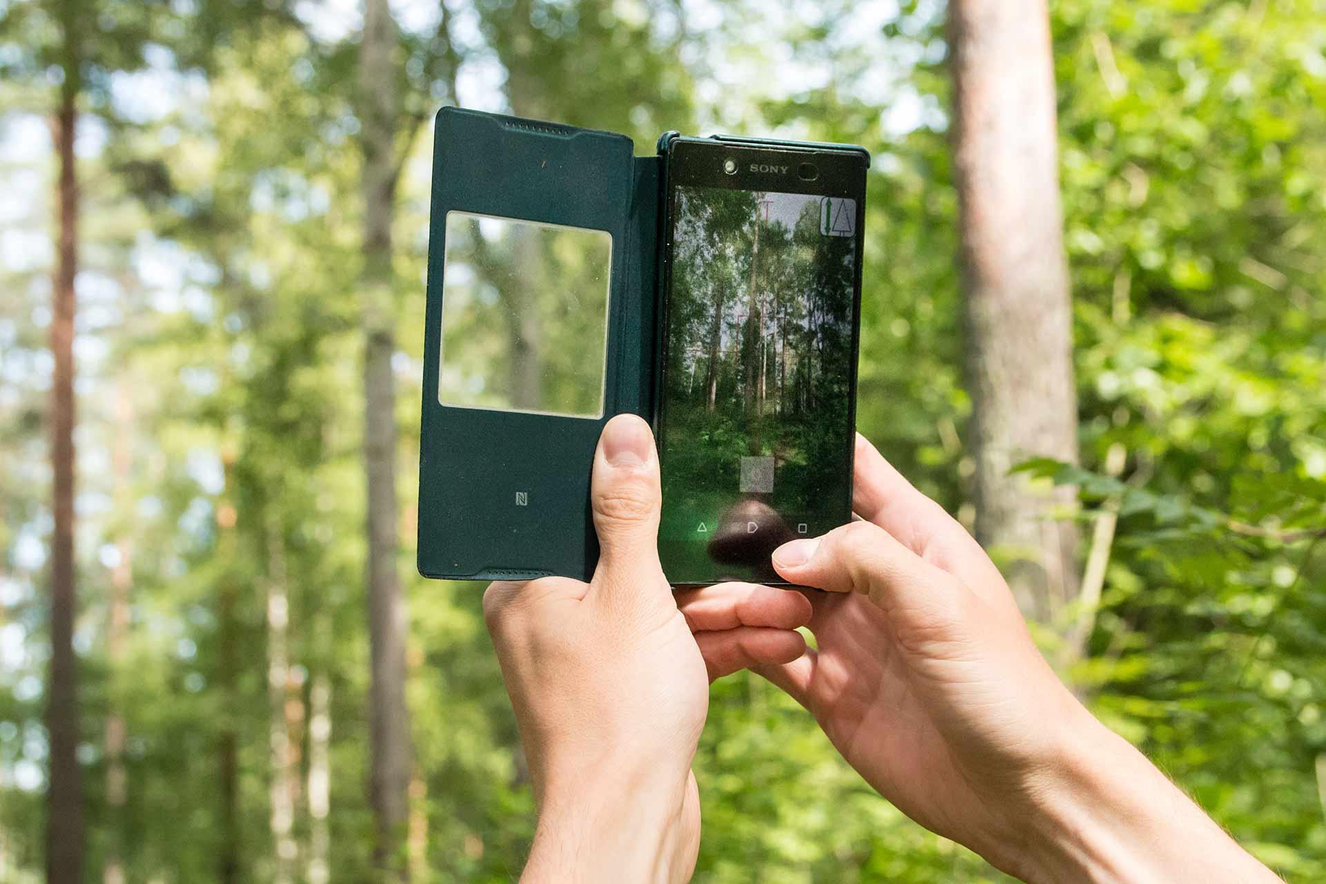 Trestima Oy - Metsänmittausjärjestelmä, metsänmittaus pilvipalvelu